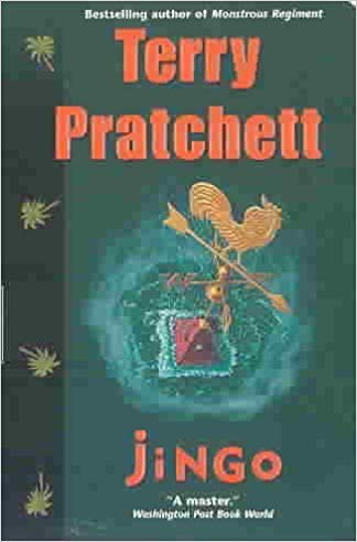 Terry Pratchett - Jingo Audio Book Free