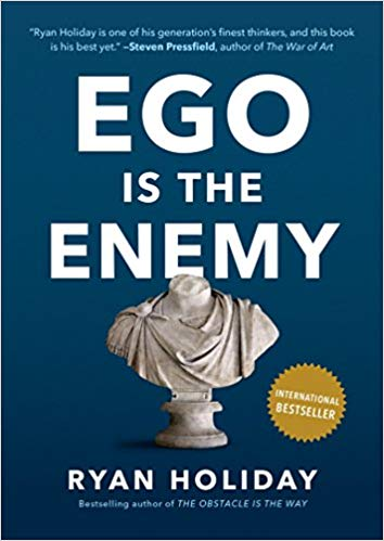 Ego Is the Enemy Audiobook Download