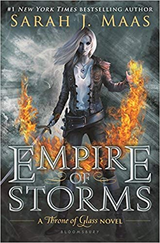 Empire of Storms Audiobook Free