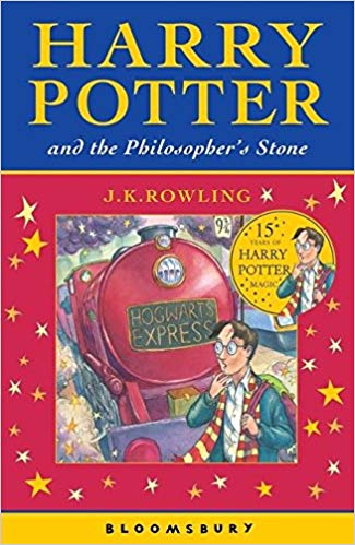 Harry Potter and the Philosopher Jim Dale