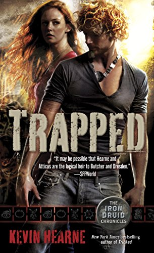 Trapped Audiobook - Kevin Hearne Free