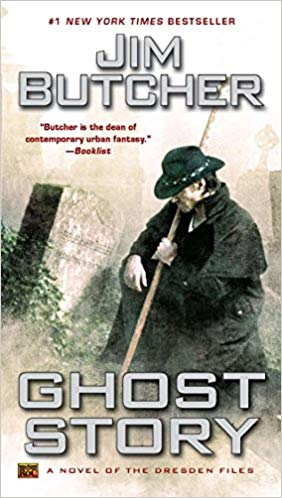 Ghost Story Audiobook - Jim Butcher Free