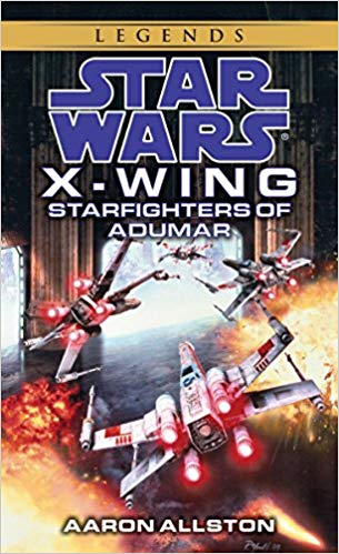 Star Wars - Starfighters of Adumar Audiobook