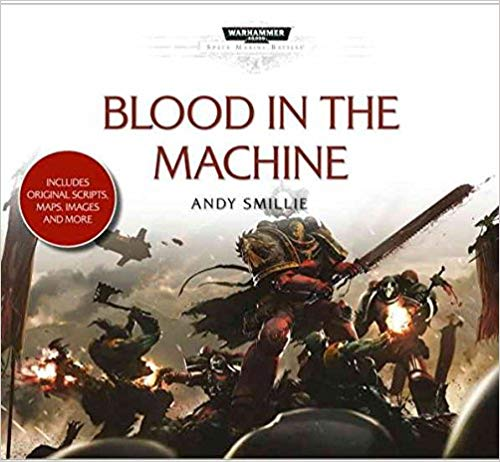 Warhammer 40k - Blood in the Machine Audiobook