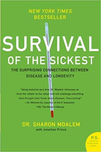 Sharon Moalem - Survival of the Sickest Audio Book Free