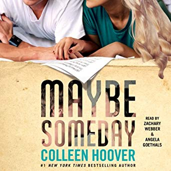 Colleen Hoover - Maybe Someday Audio Book Free