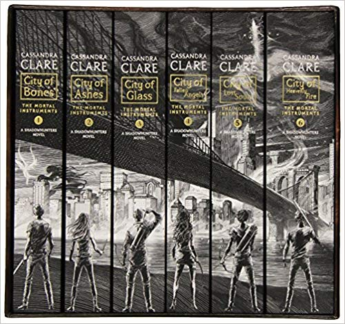 Cassandra Clare - The Mortal Instruments, the Complete Collection Audio Book Free