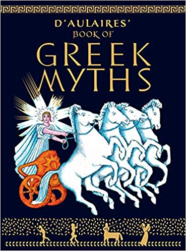 Ingri d'Aulaire - D'Aulaires' Book of Greek Myths Audio Book Free