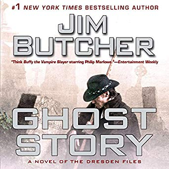 Jim Butcher - Ghost Story Audio Book Free