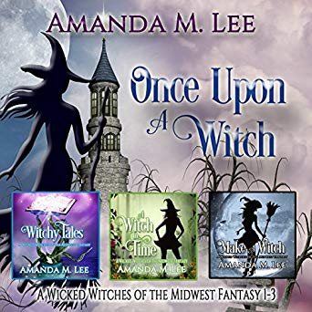 Amanda M. Lee - Once Upon a Witch Audio Book Free