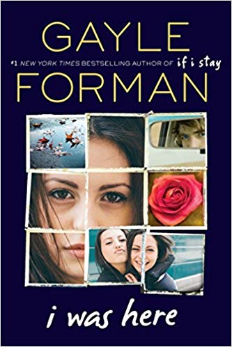 Gayle Forman - I Was Here Audio Book Free