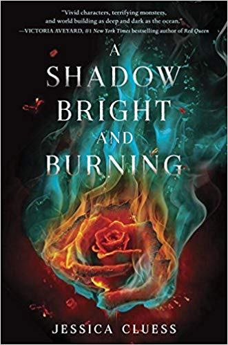Jessica Cluess - A Shadow Bright and Burning Audio Book Free