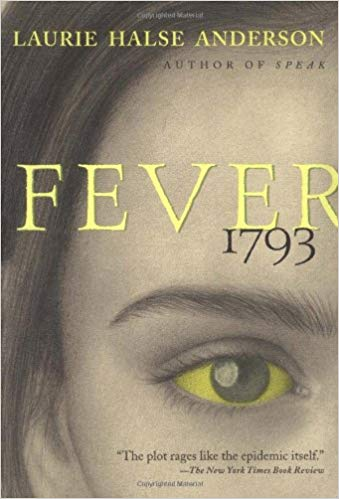 Laurie Halse Anderson - Fever 1793 Audio Book Free