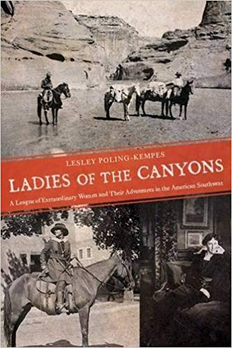 Lesley Poling-Kempes - Ladies of the Canyons Audio Book Free