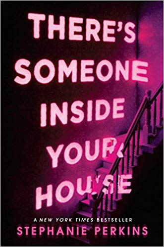 Stephanie Perkins - There's Someone Inside Your House Audio Book Free