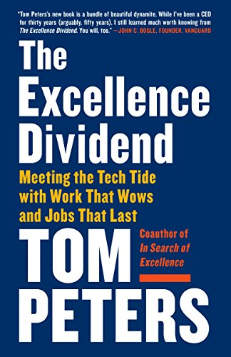 Tom Peters - The Excellence Dividend Audio Book Free